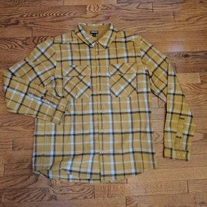 Patagonia Men's Long Sleeved Recycled Wool Shirt